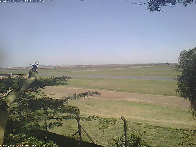Webkamera Wilson Airport Webcam