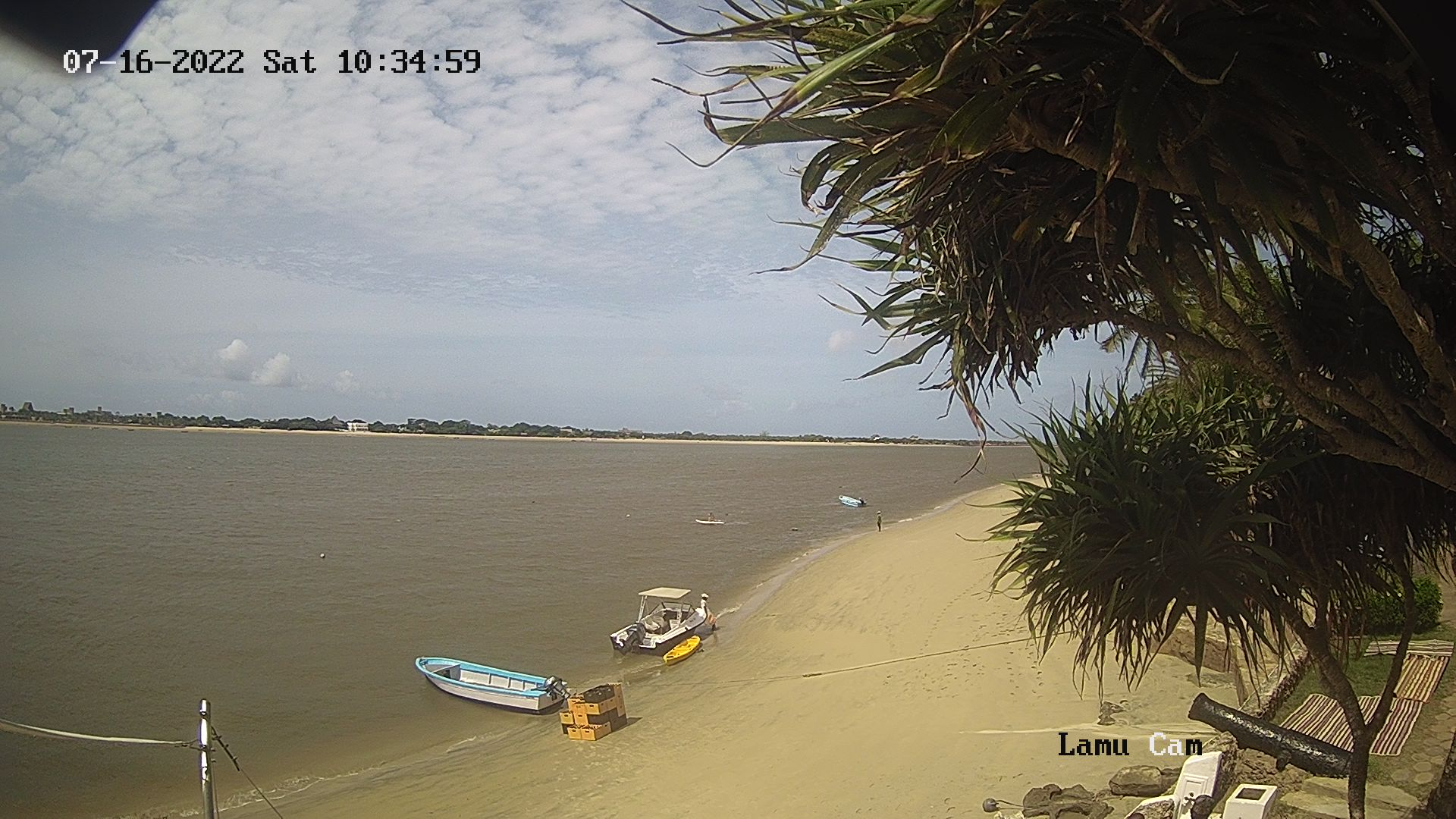 Lamu Island, Shela Beach / Kenia